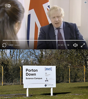Boris Johnson should be Forced to Resign over Porton Down Lie