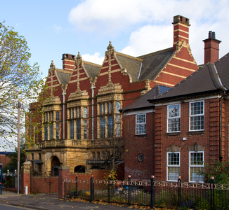Keep Moseley Friends' Institute for the Use of the Local Community