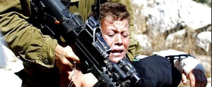 Demand Rep. Huffman Support Human Rights for Palestinian Children