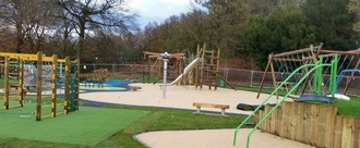 Provide Funding for Children's Play Areas