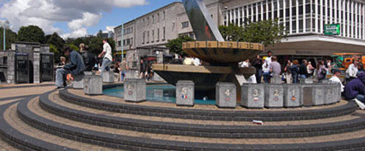 Make Plymouth Town Centre Safe