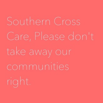 Stop the changes Southern Cross Care are making to the Philip Kennedy Hospice