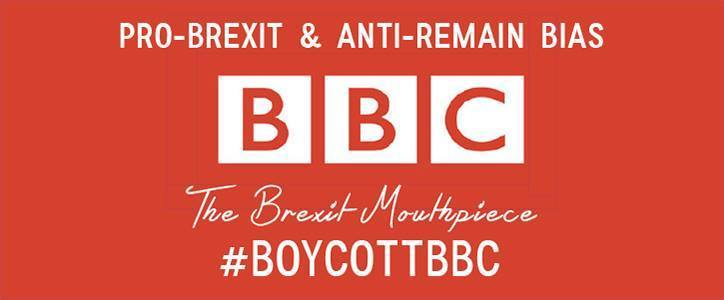 Investigate BBC its political, and news programs for pro