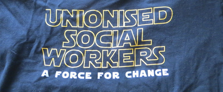 Stand Together for Social Work - Change the Registration Bill!