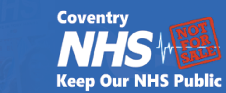 Privatisation of Coventry GP Out of Hours Service: Stoney Stanton Coventry Walk-in-Centre