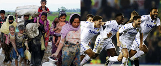 Leeds United stay away from Myanmar
