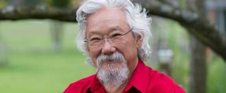 I support the University of Alberta's right to award David Suzuki an Honorary Degree