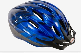 Make bike helmets a legal requirement