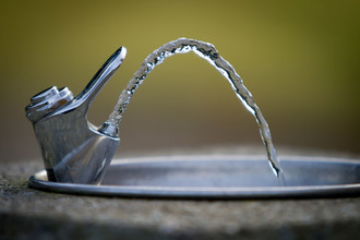 Install drinking water fountains in Loughborough Town Centre