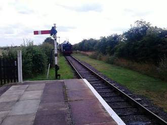 Re-open the railway line to Louth, Lincolnshire via Fotherby Halt (Future)