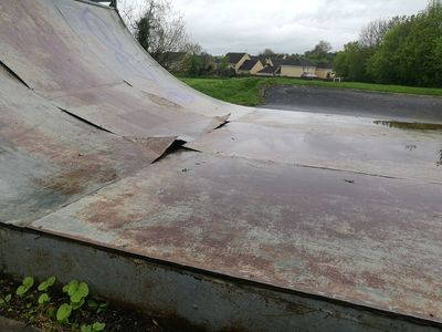 Skate Park for Bradford On Avon