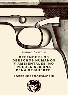 Defender NO es morir - Colombia