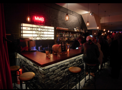 Help the Mau Mau Bar on Portobello Road survive.