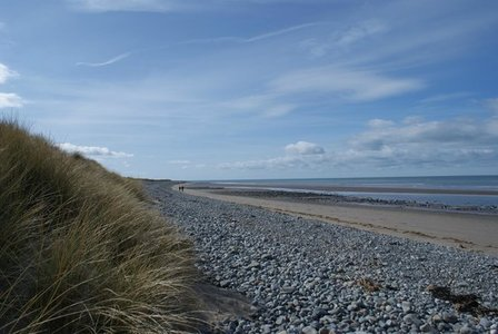 Fairbourne Beach Access