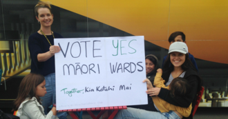 Change the discriminatory law that enabled the Māori wards referenda