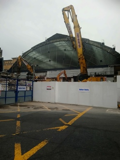 Save the Glasgow Queen St Station Arch
