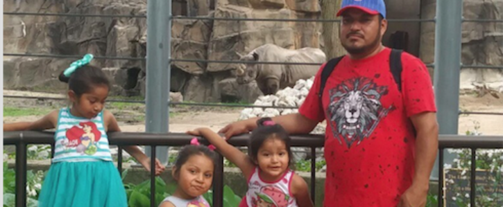 Chicago suburb turned father over to ICE, help stop his deportation!