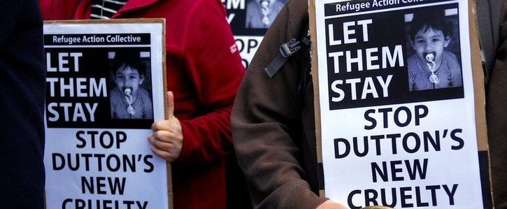 Don't Deport Refugees and Asylum Seekers to Danger
