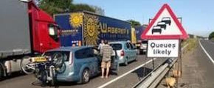 Protect Kent Communities from border checks + traffic chaos in 2019 /2020