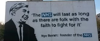 Oppose further attempts to privatise the NHS