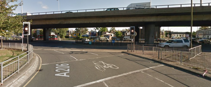 Make Woolwich Road Junction Safe