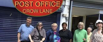 Save our Post Office in Crow Lane