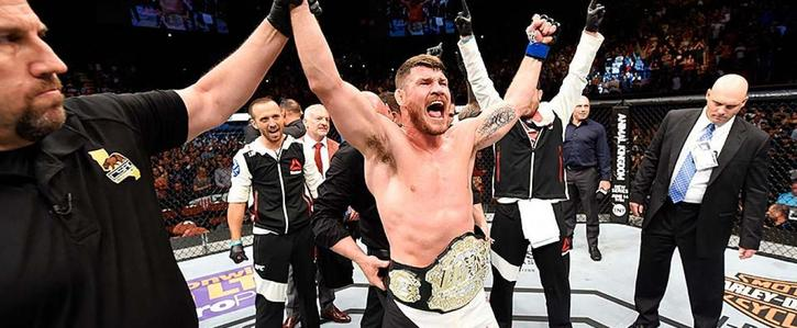 Knighthood for Michael Bisping