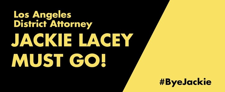 Los Angeles County District Attorney Jackie Lacey Should Resign