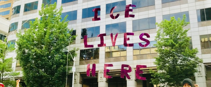 Stop Renting Office Space to Trump's Deportation Forces!