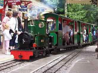 Save Brookside Miniature Railway