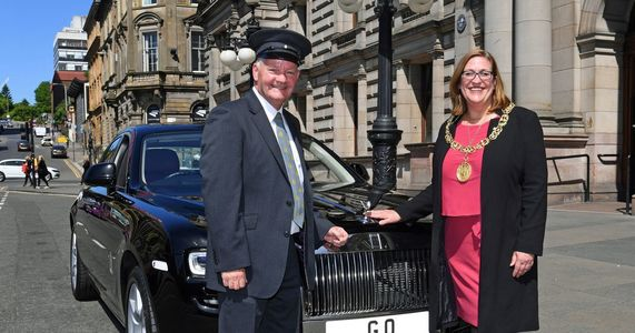 Glasgow City Coucil: Sell the Rolls Royce and profit the city!