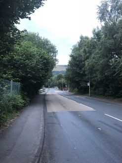 Campaign to reduce the speed limit on Ynysybwl road to 30mph