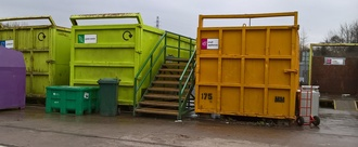 Help keep the elderly and disabled safe whilst recycling at Barrow in Furness