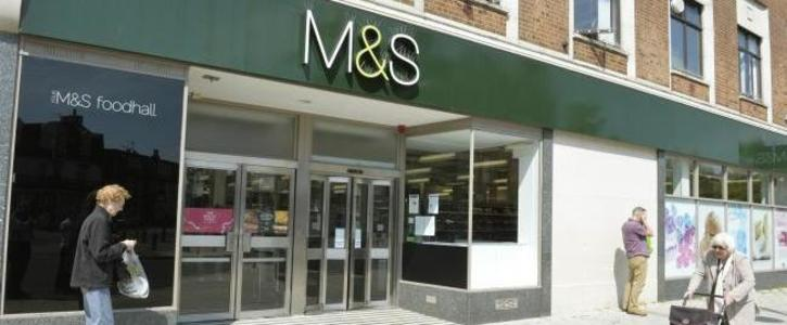 Prevent the closure of Marks and Spencer in Clacton On Sea Town Centre.