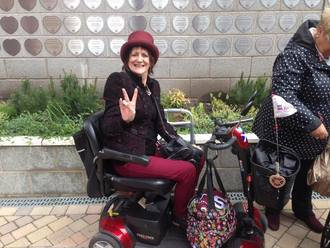Stop Housing Association Removing My Mobility Scooter