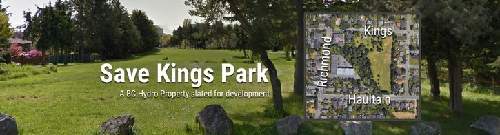Save the Largest Remaining Natural Green Space in South Saanich