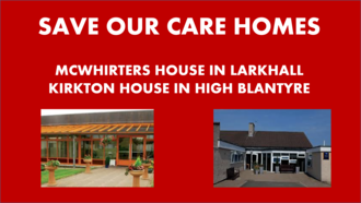 SAVE OUR CARE HOMES