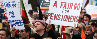 Fair Go for Pensioners!