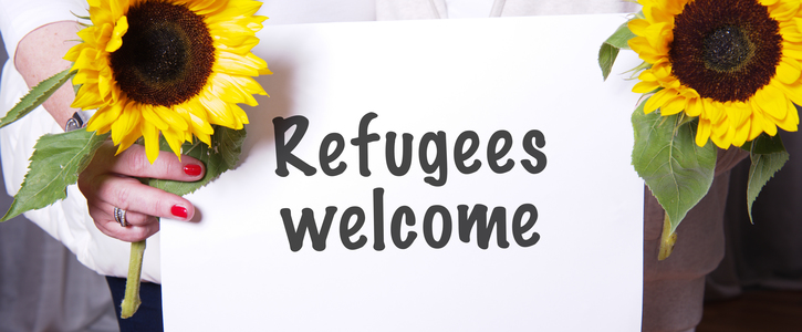 Lincolnshire welcomes refugees