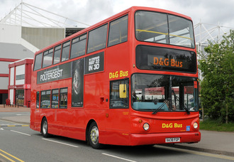 keep our public transport in Stoke-On-Trent