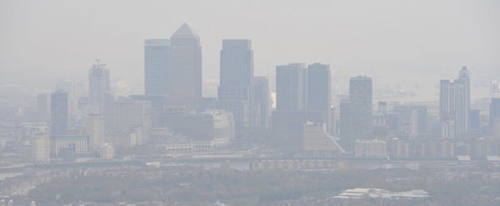 Enact emergency air pollution legislation for London's school playgrounds.