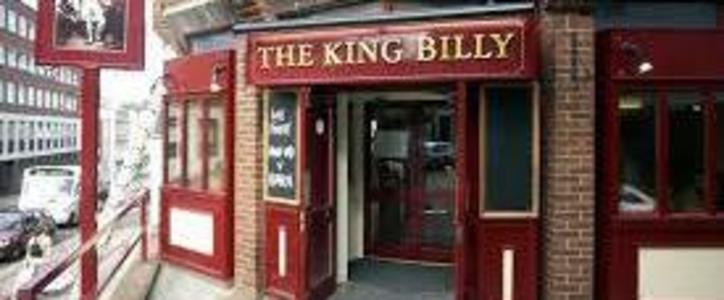 Save King Billy exeter