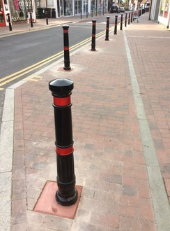 Make Hailsham's High Street Disabled Access Friendly Again