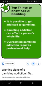 Gambling adverts on tv and everywhere on the internet