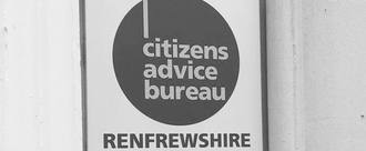 Save Renfrewshire Citizens Advice Bureau