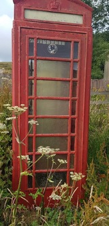 Recognise the Storey Arms Phone Box as a National Monument
