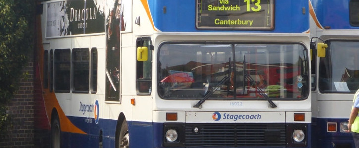 Reinstate bus services in Shepway