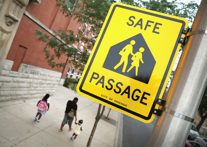 Safe Passage Program for District 89 (Maywood, Melrose Park and Broadview)