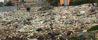 Nairobi, KE: NEMA, Act to Stop Pollution into River Gatharaine-Githurai,Nairobi.