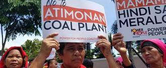 ESB: Don't push dirty coal fired power on the Philippines